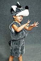 Карнавальный костюм Серый Волк