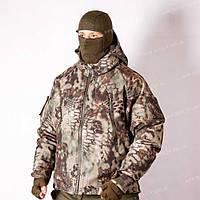 Куртка тактическая Криптек - Gore-tex Hardshell