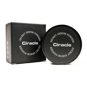 Ciracle Secret Sebum Powder Рассыпчатая пудра для жирной кожи