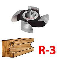 R-3 Фреза для изготовления галтелей