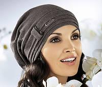 Женская осенне-весенняя шапочка Ludvika от Willi Польша