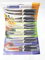 Нож Tramontina Multicolor для овощей и фруктов