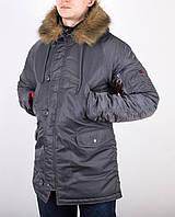 Мужская зимняя парка Chameleon - Аляска N-3B 16263f72cb641