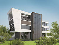 Рабочий проект жилого частного дома (РП)