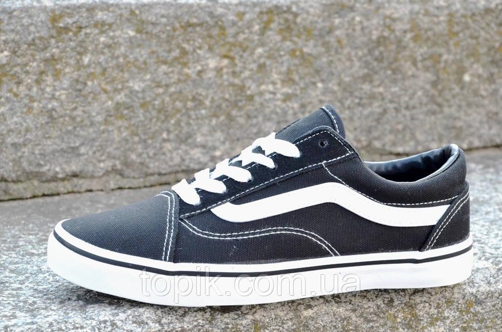 Кеды, кроссовки женские, подростковые черные обувной джинс (Код  882 ... 6c1906394c0