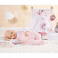 Комбинезон и куртка с капюшоном для куклы 46 см Zapf Creation 792896 Baby Annabell