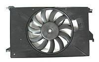 Вентилятор 1341362 24410988 в сборе с крыльчаткой и с кожухом 6341185 (d= 380 mm) охлаждения двигателя (вытяжн