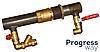 Байпас С Обратным Клапаном 40 Короткий, фото 2