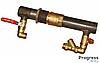 Байпас С Обратным Клапаном 40 Короткий, фото 3