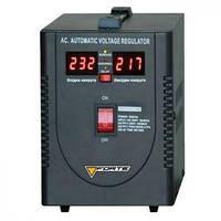 Стабилизатор напряжения FORTE TDR-8000VA, релейного типа, 8000 ВА BPS