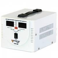 Стабилизатор напряжения FORTE TDR-500VA, релейного типа 500 ВА BPS
