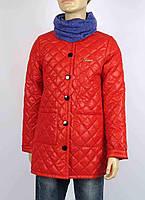 Пальто весна-осень 573 размеры от 116 до 152, фото 1