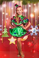 Детский новогодний костюм Елочка