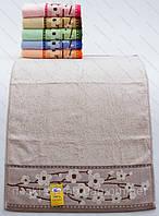 Полотенце для лица Украина 50 х 100. Цвет указывайте в комментарии к заказу., фото 1