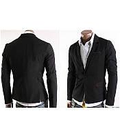 Пиджак приталенный на одну пуговицу