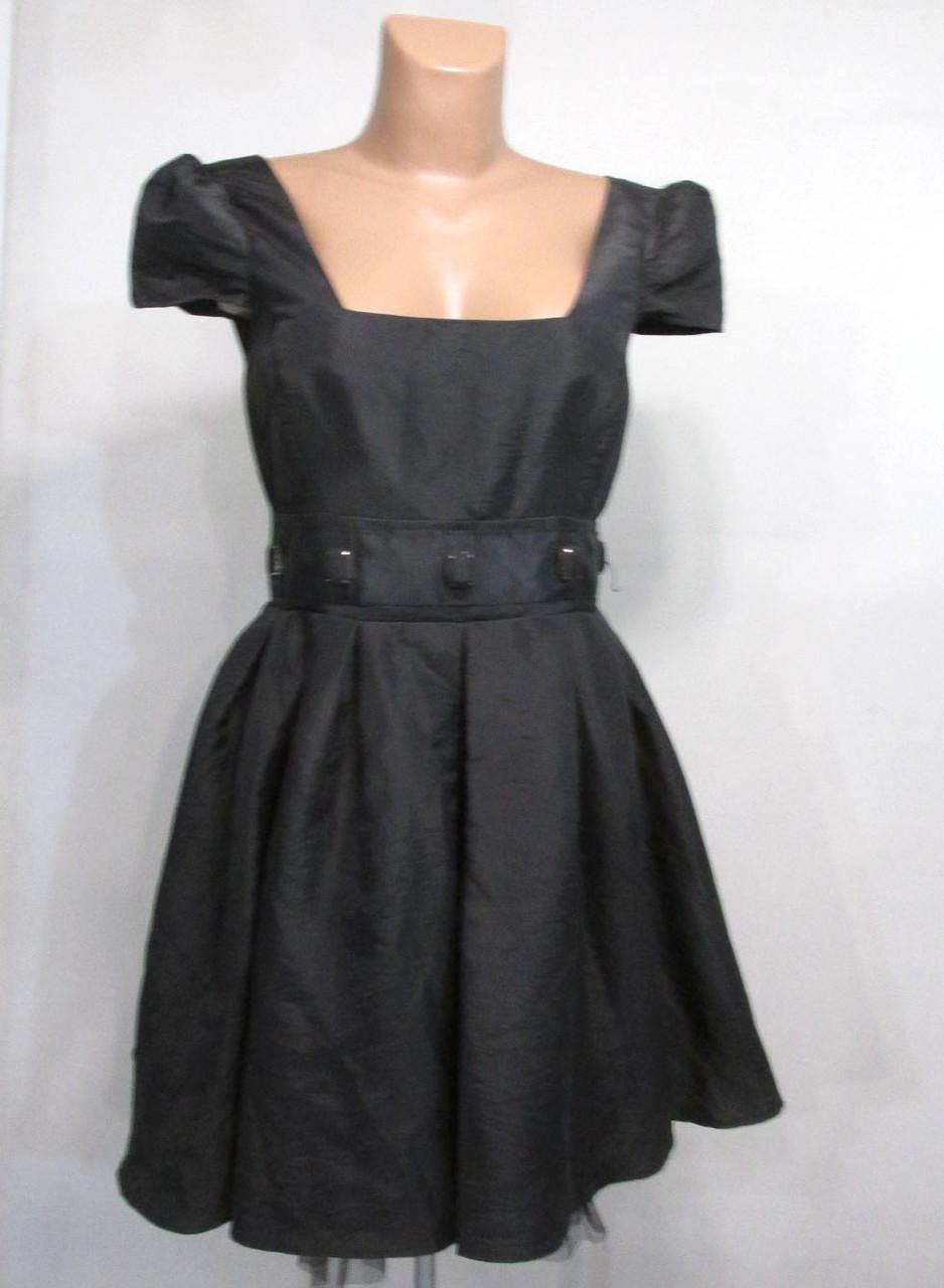 Платье черное ASOS, 10, Как Новое!