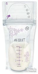 Пакеты для хранения грудного молока 25х180 мл Philips AVENT SCF603/25