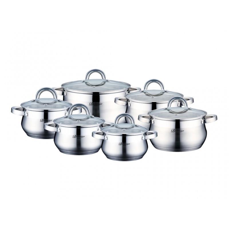 Набор посуды Bachmayer BM-15235 (12 предметов)