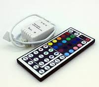 RGB-контроллер Инфракрасный 6А 24 - 48 кнопок