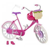 Barbie Велосипед для Барби Let's Go Bike! Accessory Pack BDF35
