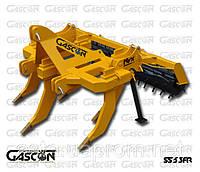 Глубокорыхлитель «Gascon» производство: Испания (5 стоек, рабочая ширина 2,5м)