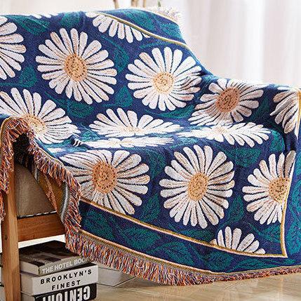 Дивандеки (160*220). Покрывала на мягкую мебель ГОБЕЛЕН ДВУСТОРОННИЙ (ШЕНИЛ)