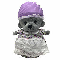 """Мягкая игрушка """"Милые медвежата"""" ассорти, 12 видов 1610033 / КиддиСвит /"""