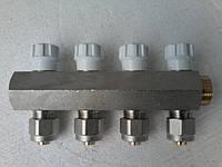 Гребінка колекторна APE 3/4×16 (2.00) 4 виходи