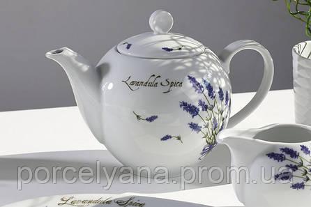 Чайник 1.3л (Любяна LUBIANA / Лаванда)