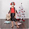 Карнавальный костюм для мальчика Снегирь