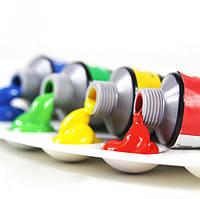Акриловые краски художественные универсальные