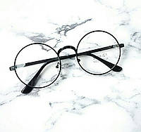 Имиджевые очки круглые