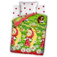 """Ткань для постельного белья Бязь """"Gold"""" Lux детская GLB007 (50м)"""