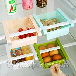 Подвесной органайзер на полку для холодильника,шкафа и др