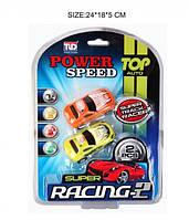 Набор машинок для треков  Top Speed, 2 шт.