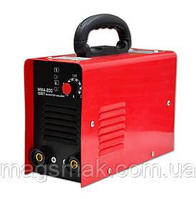 Сварочный инвертор MMA-200 PRO 7 кВА/кВт, 10-200А, для електродов d 1,5-4 мм, IGBT-технология, маска-щиток в комплекте