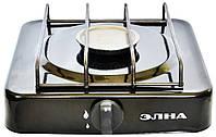 Плитка газовая одноконфорочная, 2 кВт, (02)