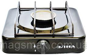 Плитка газовая двухконфорочная, 4 кВт, (01)