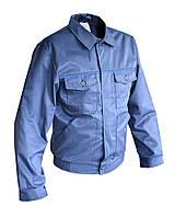 Куртка рабочая цвет синий, разм.52-54, тк. Грета