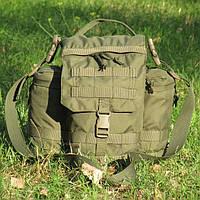 ТСР-3 Тактическая сумка-ранец 12.5 л.