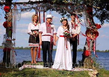 Чарівність НАРОДНИХ ТРАДИЦІЙ У весільному вбранні
