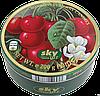 Конфеты фруктовые Fruit Candies леденцы в ж\б с вкусом вишни Sky candy 200 г.,