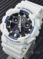 Часы Casio G-Shock white-black