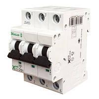 Автоматический выключатель PL6-C40/3 6кА