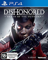 Игра Dishonored: Death of the Outsider (PS4, русская версия)