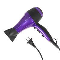 Фен Polaris PHD 2077i Фиолетово-черный