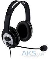 Наушники (гарнитура) Microsoft LifeChat LX-3000 Black  (JUG-00012)