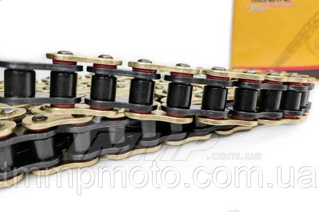 Цепь привода колеса  428*116L  O-Ring Golden   TMMP