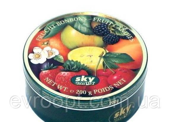 Конфеты Fruit Candies 200 г , леденцы скай фруктовые 200г