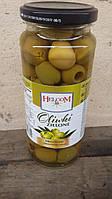 Оливки зеленые без косточек Helcom